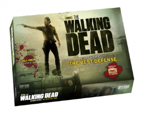 The Walking Dead Boardgame : The Best Defense